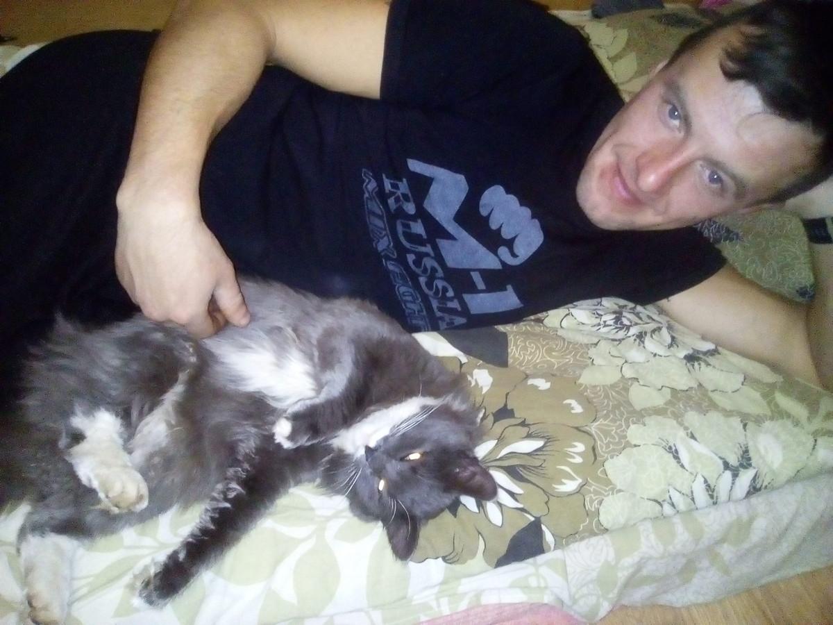 Знакомства Киров, фото мужчины Дима, 38 лет, познакомится для флирта, любви и романтики, cерьезных отношений
