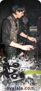 DJ taylor