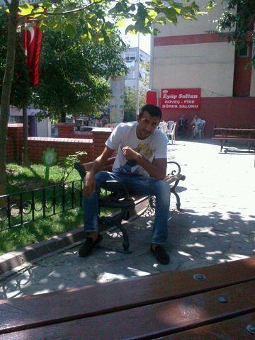 Фото мужчины ABUBAKR, Стамбул, Турция, 37