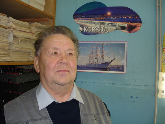 Фото мужчины navi, Мурманск, Россия, 70