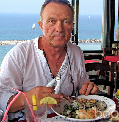 Фото мужчины jentleman, Ashqelon, Израиль, 50