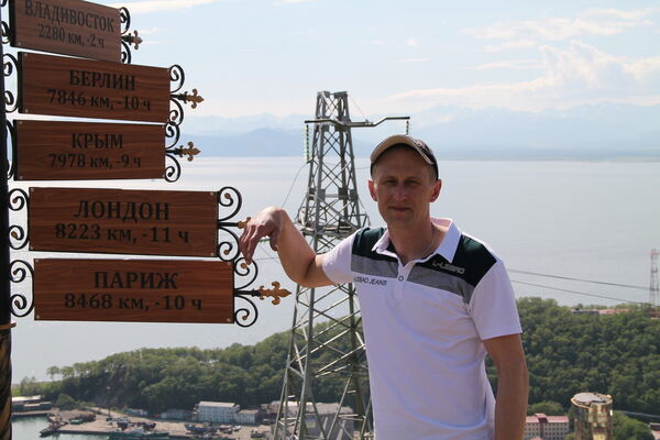 Фото мужчины Алекс, Петропавловск-Камчатский, Россия, 36