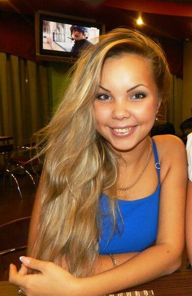 Фото девушки Алиса, Новосибирск, Россия, 27