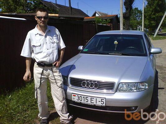 Фото мужчины Lion, Жодино, Беларусь, 43