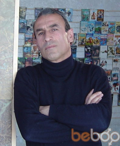 Фото мужчины Artur0407, Цахкадзор, Армения, 54