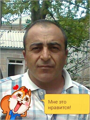 Фото мужчины Гайк, Почеп, Россия, 46
