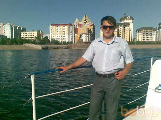 Фото мужчины гена, Астана, Казахстан, 33