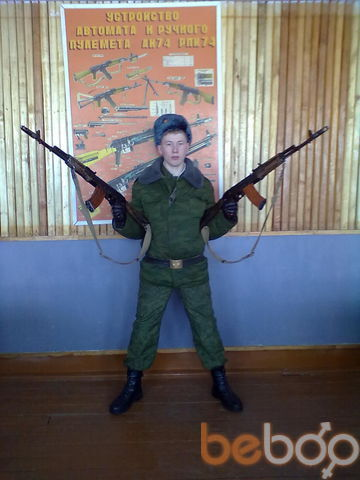 Фото мужчины nikon, Хабаровск, Россия, 28