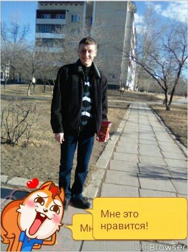 Фото мужчины Александр, Краснокаменск, Россия, 28