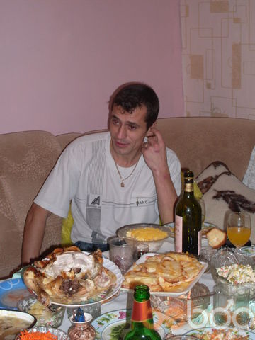 Фото мужчины колян, Днепропетровск, Украина, 43