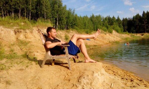 Фото мужчины Веселый, Покров, Россия, 31