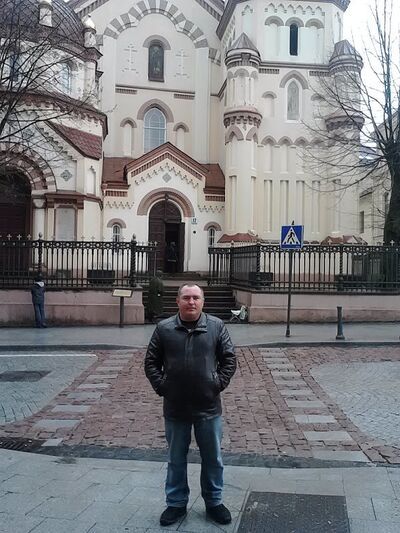 Фото мужчины Александр, Вильнюс, Литва, 39